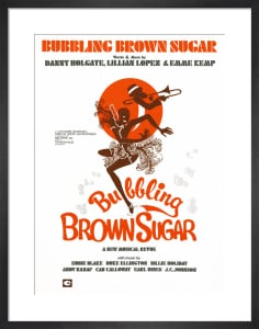 Bubbling Brown Sugar by Anonymous