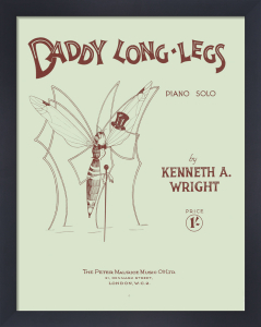 Daddy Long-Legs by Anonymous