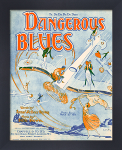 Dangerous Blues by Anonymous