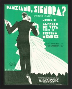 Danziamo, Signora? by Anonymous