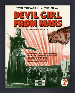 Devil Girl from Mars by Anonymous