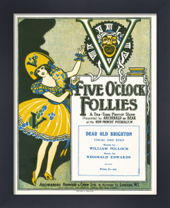 Dear Old Brighton (Five O'Clock Follies) by Anonymous