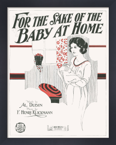 For the Sake of the Baby at Home by Anonymous