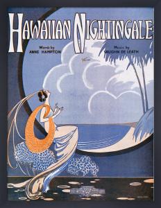 Hawaiian Nightingale by Anonymous
