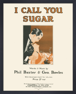 I Call you Sugar by Anonymous