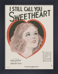 I Still Call you Sweetheart by Anonymous