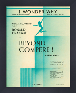 I Wonder Why (Beyond Compere!) by Anonymous