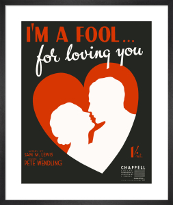 I'm a Fool ... for Loving You by Anonymous