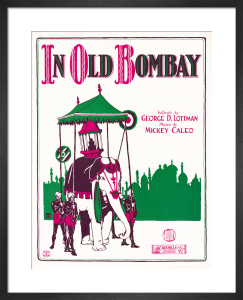 In Old Bombay by Anonymous