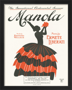 Manola by Anonymous