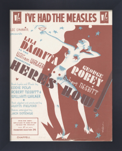 I've Had the Measles (Here's How!) by Anonymous