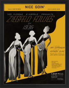 Nice Goin' (Ziegfeld Follies of 1936) by Anonymous