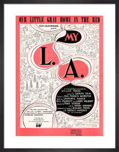 Our Little Gray Home in the Red (My L.A.) by Anonymous