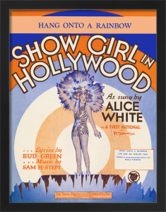 Hang Onto a Rainbow (Show Girl in Hollywood) by Anonymous