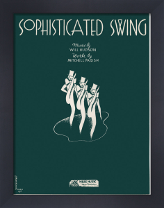 Sophisticated Swing by Anonymous