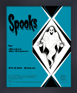Spooks by Anonymous