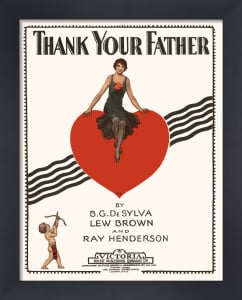 Thank Your Father by Anonymous