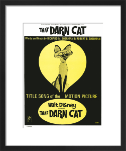 That Darn Cat by Anonymous