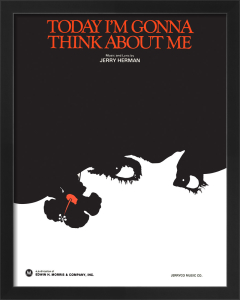 Today I'm Gonna Think about Me by Anonymous