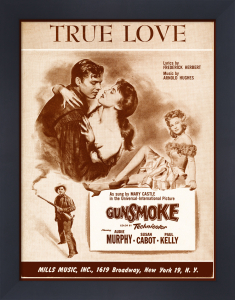True Love (Gunsmoke) by Anonymous