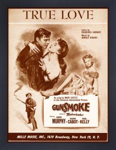 True Love (Gunsmoke) by Anonymous
