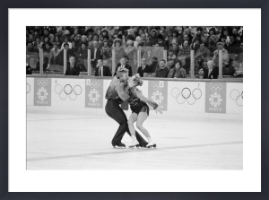 Torvill and Dean by Mirrorpix