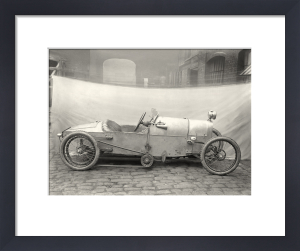 Cyclecar c.1920 by Anonymous