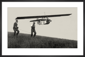 Gliding c.1930 by Anonymous