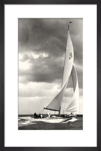 Ocean Yacht Racing c.1930 by Anonymous