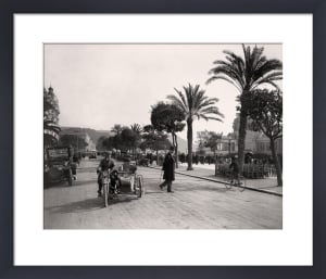 Arrival in Monte Carlo by Anonymous