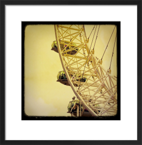 London Eye by Keri Bevan