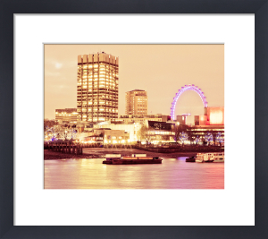 London Night Lights by Keri Bevan