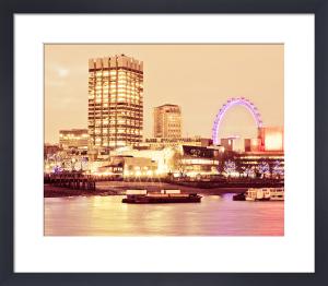 London Night Lights by Keri Bevan