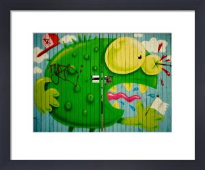 Green Man by Keri Bevan