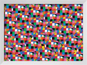Elmer Pattern by David McKee