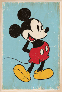 Mickey Mouse - Retro by Disney