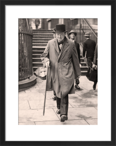 Winston Churchill by Anonymous
