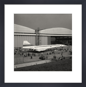 Concorde roll out 3 by Anonymous