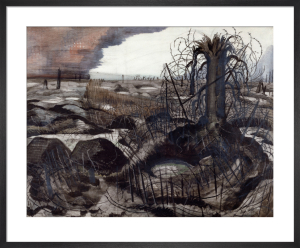 Wire by Paul Nash