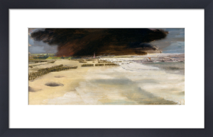 Dunkirk Beaches, 1940 by Richard Ernst Eurich
