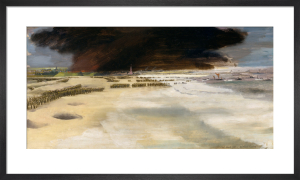 Dunkirk Beaches, 1940 by Richard Ernst Eurich