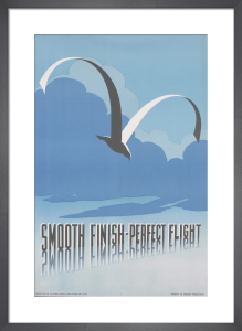 Smooth Finish - Perfect Flight by Anonymous