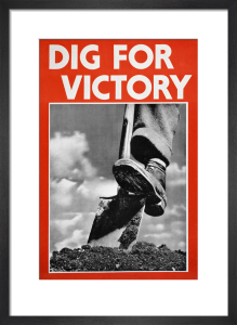 Dig For Victory by Anonymous