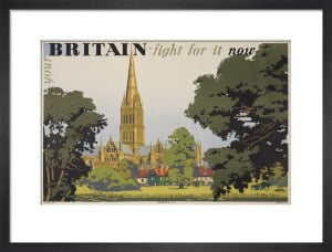 Your Britain - Fight for it Now (Salisbury) by Frank Newbould