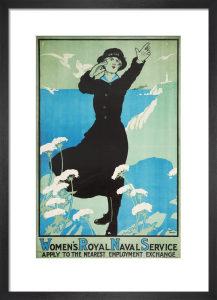Women's Royal Naval Service by Joyce Dennys