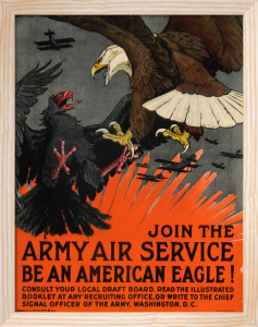 Join the Army Air Service by Charles Livingston Bull
