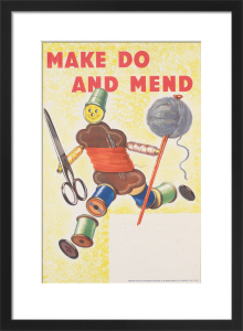 Make Do and Mend by Anonymous