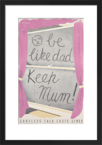 Be Like Dad - Keep Mum! by Reeves