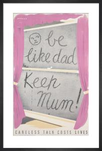 Be Like Dad - Keep Mum! by Reeves