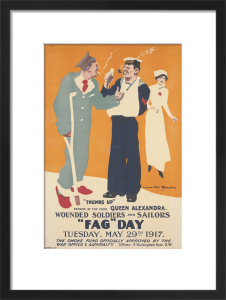 Fag Day by Bert Thomas
